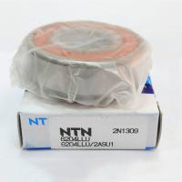 Buy cheap NTN 6204LLU  deep groove ball bearing  20*47*14mm P5,P6 chrome steel use for Motor, Auto etc from wholesalers