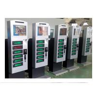 Wholesale Floor Standing Cell Phone Charging Station Phone Charging Kiosk With Remote Control from china suppliers