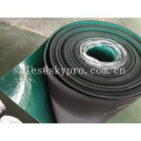 Wholesale Double layer anti-static rubber matting rolls / ESD rubber flooring sheet roll from china suppliers
