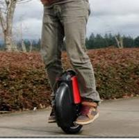 Wholesale Personal transporter vehicle Single Wheel Electric scooter , 16-18km/h from china suppliers