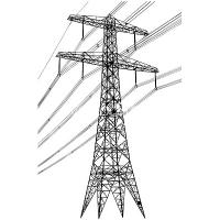 Wholesale 4 Legged Lattice Steel Tower Hot Dip Galvanized Steel Electric Transmission Tower from china suppliers