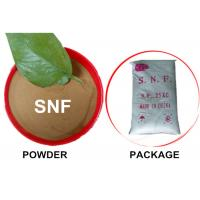 Buy cheap High Purity Sodium Naphthalene Sulfonate With SGS / BV Approved 36290-04-7 from wholesalers