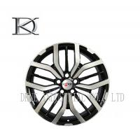 Wholesale 2 Piece Concave Cast Wheels , Concave Racing Wheels Plum Blossom Model from china suppliers