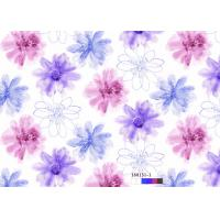 Wholesale Floral bedding Sublimation 28gsm Printing Transfer Paper 100% Polyester Fabrics from china suppliers