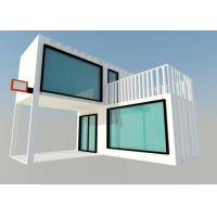 Wholesale Prefabricated Movable Modified Steel Shipping Container Homes For Living Room from china suppliers