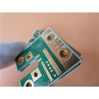 Buy cheap High Frequency PCB Built on 30mil RO4350B With Immersion Gold from wholesalers