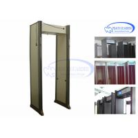 Wholesale Waterproof Walk Through Metal Detector Gate Shock Proof For Post Office from china suppliers