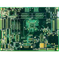 Wholesale 1.6mm FR-4 HDI printed circuit board with ENIG surface finish and blind&buried via from china suppliers