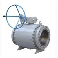 """Wholesale API 6D forging trunnion ball valve of 2""""-56"""" CL150-2500 OEM Service from china suppliers"""