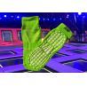 Anti - Slip Trampoline Socks   ,  Anti Slip Floor Socks  ,  Custom Logo Bounce Socks for sale