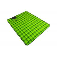 Wholesale Durable Outdoor Picnic Blanket , Portable Picnic Blanket Heat - Insulated from china suppliers