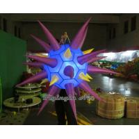 Wholesale Decorative LED Inflatable Star for Halloween and Bar Decoration from china suppliers