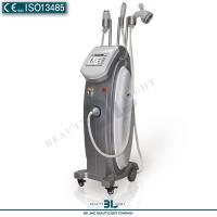 Wholesale 3 in 1 Tripolar RF Vacuum Cavitation Slimming Machine for Tripolar Fat Burning from china suppliers