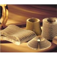 Wholesale Various Shapes Corrugated Paper Honeycomb Core Prodcuts For Various Function Used from china suppliers