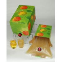Wholesale Hygienic Apple Fruit Pulp Aseptic Packaging Bib Bag In Box For Juice Dispenser from china suppliers