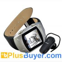 Wholesale RUSH - 1.5 Inch TFT Touchscreen Watch Cell Phone with Bluetooth Headset from china suppliers