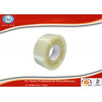 Wholesale Custom Clear BOPP Adhesive Packaging Tape good impact resistance from china suppliers