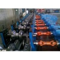 Wholesale Automatic Highway W-Beam Guardrail Roll Forming Line 5-12m/Min from china suppliers