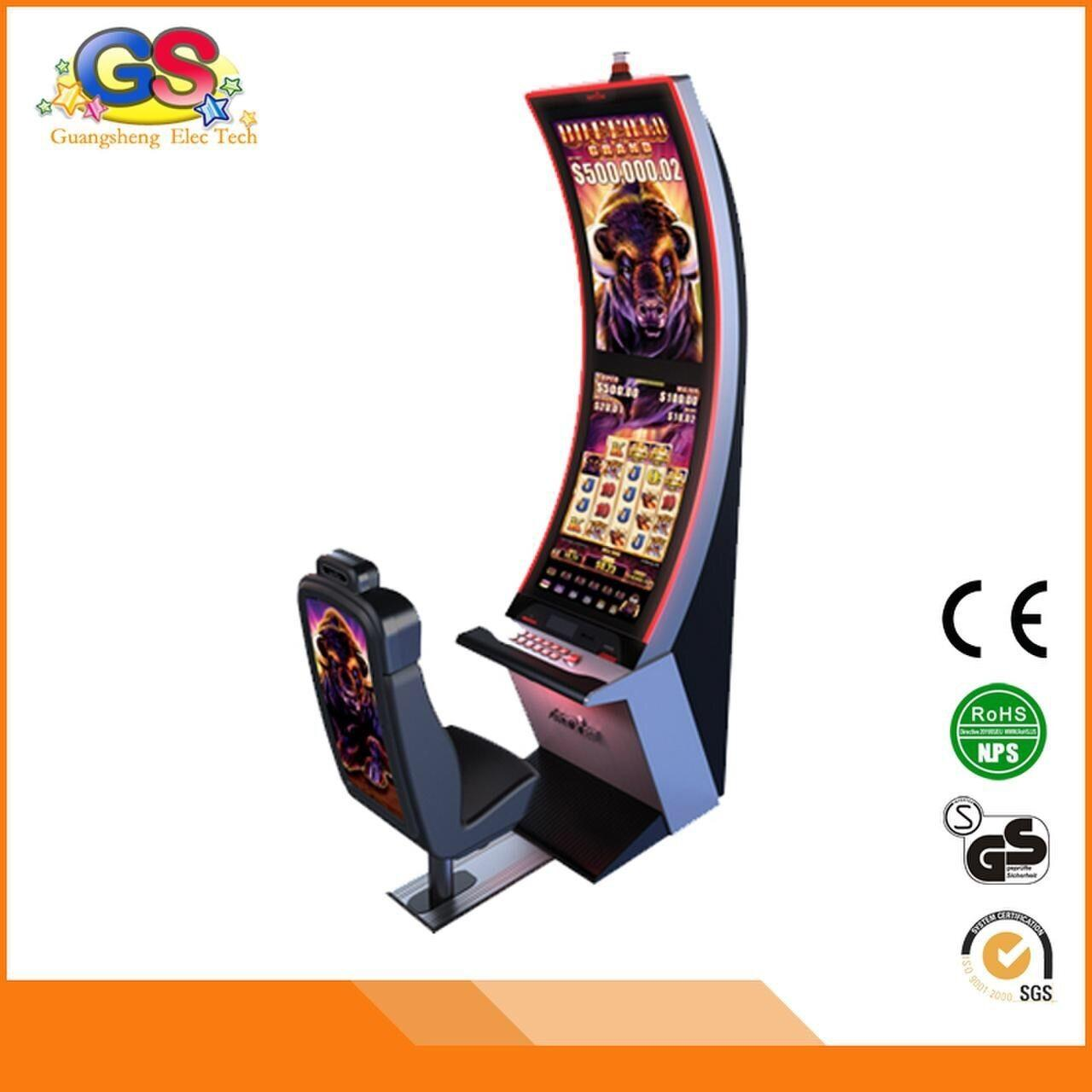 Wholesale Double Down Tomb Raider Wolf Run Buffalo Slots Game Machine for Casino Bars Midnight Club from china suppliers