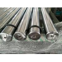 Wholesale Tempered Precision Steel Shaft , Induction Hardened Rod CK45 from china suppliers
