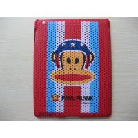 Wholesale Duarable design cute monkey colorful protecting iPad2 hard case with logo from china suppliers