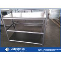 Quality Free Design Warehouse Storage Racking Grey Melamine Finish Bolt With 5 Shelves for sale