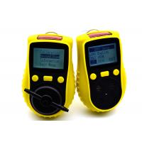 Quality Portable Multi Gas Detector CO O2 H2S CH4 Detected With Diffusion High Precision for sale