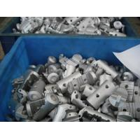Wholesale Silver Aluminum Machined Parts , Clear Anodized Aluminum For Irrigation Pipe from china suppliers