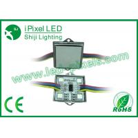 Wholesale High Power Digital LED Pixels With SD Controller / LED Pixel Christmas Lights Ip66 from china suppliers