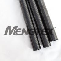 Wholesale 3K glossy surface Carbon Fibre Tubes from china suppliers