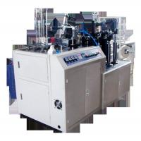 Wholesale Flat Base Adjustable Cake Tray Forming Machine Single Coated 50 - 60pcs/min from china suppliers