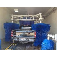 Wholesale Blue Brush Car Wash Machine Autobase With High Pressure Water Spray Systems from china suppliers