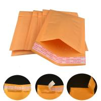 Quality Self Sealing #0 6x10 Gold Kraft Bubble Mailer Shipping Envelopes for sale