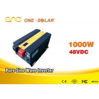 Wholesale 220v AC 1000 Watt UPS Solar Inverter Charger With Transfer Switch / Battery Charger from china suppliers