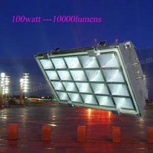 Wholesale 3300K Aluminum 60 Hz LED Explosion Proof Light DC 24V / 36V , Warm White LED from china suppliers