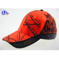Wholesale Breathable LED Light Baseball Cap For Running , Camping , Hunting and Fishing from china suppliers