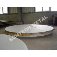 Wholesale Zirconium Clad Tubesheet Gr.1 /105 for 1-Naphthol and 1-Naphthylamine Industry from china suppliers