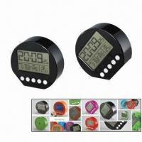 Wholesale Voice response LCD clocks with new function from china suppliers