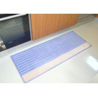 Wholesale Skidproof washable customised commercial kitchen floor mats / rugs from china suppliers