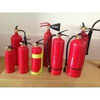 Wholesale 6KG Red Color Portable Fire Extinguishers Carbon Steel DCP Cylinder Size Customized from china suppliers