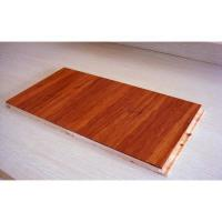 Quality Carbonized Horizontal Engineered Bamboo Flooring for sale