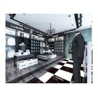 Wholesale Commercial Retail Garment Shop Fittings High Grade Customized With Display Racks from china suppliers