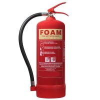 Wholesale Multi Purpose 6L Foam Fire Extinguisher For Paper / Wood / Textiles Fire from china suppliers