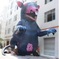 Giant Mouse Decorative Inflatable Animal with Blower for Outdoor Decoration
