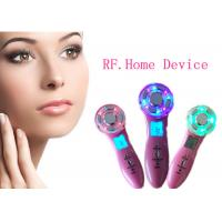 Wholesale RF Skin Rejuvenation Device , At Home Skin Rejuvenation Facial Device for Wrinkles from china suppliers
