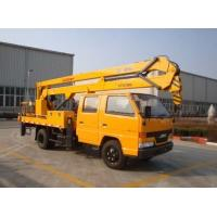 Buy cheap Construction Truck Mounted Lift, 23.2m Vehicle Mounted Boom Lift from wholesalers