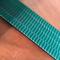 Buy cheap T10 industrial timing belt with green cloth and spronge from wholesalers