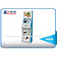 Wholesale Self Service Ticket Vending Kiosk With Cash Acceptor And Thermal Printer from china suppliers