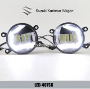 Buy cheap Suzuki Karimun Wagon fog lamp LED DRL daytime running lights aftermarket from wholesalers
