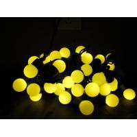 Wholesale yellow LED Ball String Light from china suppliers